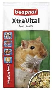 Beaphar XtraVital Gerbil Food 500 g (Pack of 5)