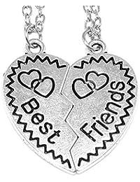 Colgante Collar Best Friends Forever BFF Mejores Amigos Amistad