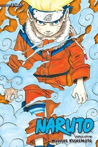 Naruto - 3 In 1 Edition, Volume 1