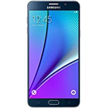 "Samsung Galaxy Note5 - Smartphone libre Android (pantalla 5.7"", cámara 16 Mp, 32 GB, Octa-Core 2.1 GHz, 4 GB RAM), color negro"