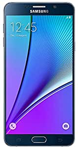 Samsung Galaxy Note 5N92032GB Sim-Free Unblocked–International French Language Version(English Language Not Guaranteed),Night Blue