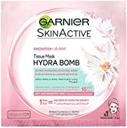 Garnier Chamomile Hydrating Face Tissue Mask for Dry and Sensitive skin