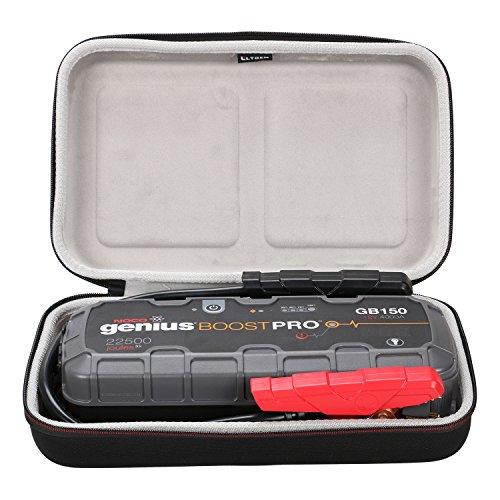 LTGEM EVA Hard Case Carrying Storage Bag for NOCO Genius Boost Pro GB150 4000 Amp 12V UltraSafe Lithium Jump Starter