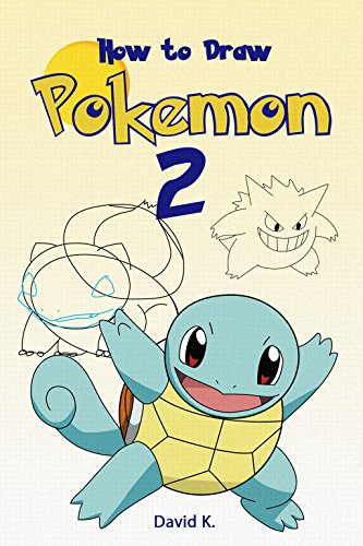 How to draw pokemon 2 the step by step pokemon drawing book ebook how to draw pokemon 2 the step by step pokemon drawing book altavistaventures Image collections