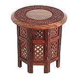 Casa Moro Marokkanischer Beistelltisch Tisch Nail Mittel