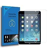 iPad Mini 4 Screen Protector, HQTech Premium Tempered Glass Screen Protector Film for the New Apple iPad Mini 4-3420