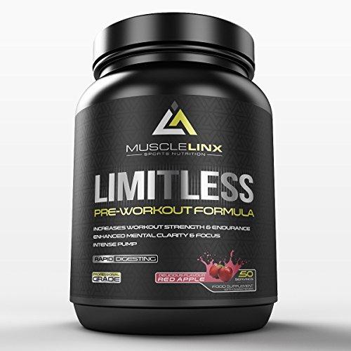 Limitless Pre-workout Formula