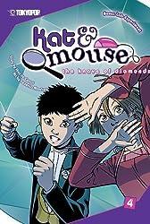 Kat & Mouse Volume 4 (Kat and Mouse (Graphic Novels)) by Alex De Campi (2009-09-01)