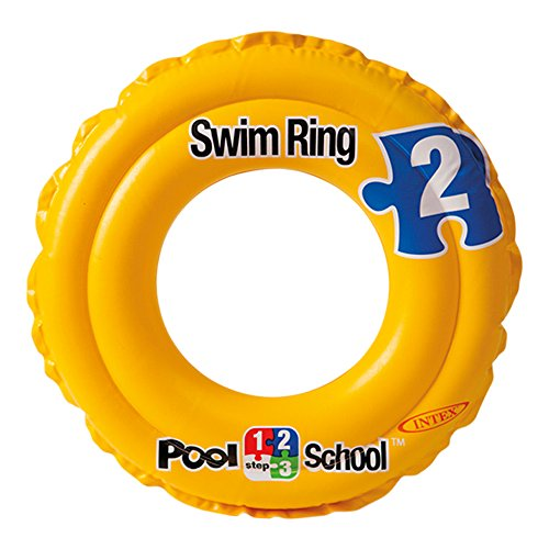 Intex 58231EU - Pool School Step 2 - Schwimmring, Durchmesser 51 cm (2 Pool)