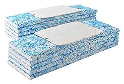 iRobot Braava Jet Nasswischtücher (Einwegtücher für die Nassreinigung) blau 10 Stück