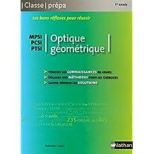 Optique géométrique - PCSI MPSI PTSI