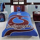 Tac Bettwäsche Set Trabzonspor Parlayan Logo