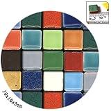 Mini-Mosaicos (10x10x3mm), 1.000 teselas, Colourmix, MXAL