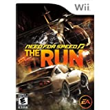Electronic Arts - EAI04108324 - WII Need For Speed The Run