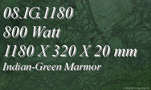 CALEFACCION POR INFRARROJOS–CALEFACTOR DE INFRARROJOS ELECTRICO (MARMOL MAGMA CALEFACCION 800W 08  IG 1180