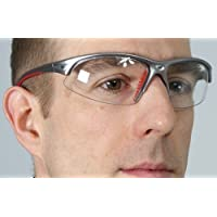 New Dunlop I-armour Protection des yeux Lunettes de Protection Lunettes de  Squash e1db4d673ea5