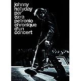 Johnny Hallyday par Ezra Petronio, chronique d'un concert : Arènes de Nïmes le 27 juin 2013