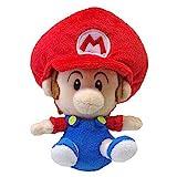 "Little Buddy Toys Super Mario plush-5""Baby Mario"