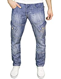 Crosshatch - Jeans - Homme