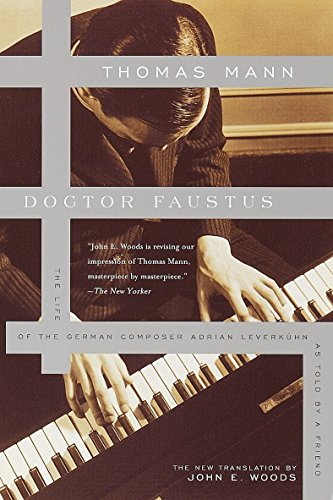 Doctor Faustus Cover Image