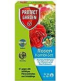 PROTECT GARDEN Rosen Kombi-Set (ehem. Bayer Garten) zur Pilzbekämpfung an Rosen und Zierpflanzen, 130 ml