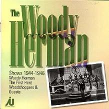 Woody Herman shows 1944-1946