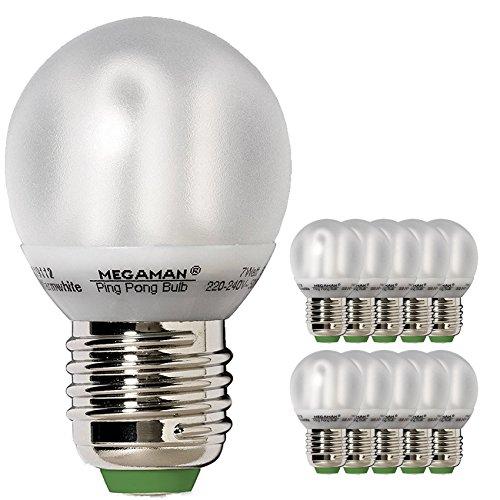 10er-pack-megaman-esl-pingpong-energiesparlampe-7w-e27-230v-286lm