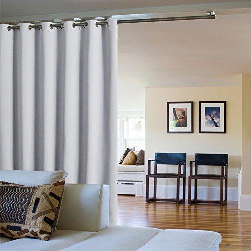 ponydance-tenda-divisorio-poliestere-tessuto-white-8ft-tall-x-10ft-wide