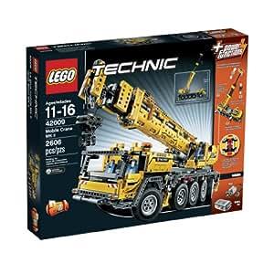 LEGO Technic 42009 Mobile Crane MK II by LEGO Technic