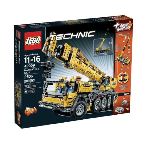 Preisvergleich Produktbild LEGO Technic 42009 Mobile Crane MK II by LEGO Technic