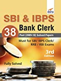 #6: SBI & IBPS Bank Clerk 38 Past (2009-18) Solved Papers