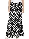 Franclo Women's Fish cut flarey Skirt (B...