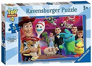 Ravensburger 8796 Disney Pixar Toy Story 4, Rompecabezas de 35 Piezas