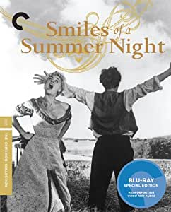 Criterion Collection: Smiles of a Summer Night [Blu-ray] [1955] [US Import]