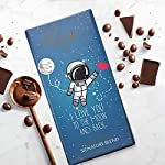 Rage I Love You To The Moon Signature Chocolate Bar, 0.90 Grams