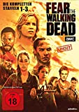 Fear the Walking Dead - Die kompletten Staffeln 1-3 [10 DVDs]
