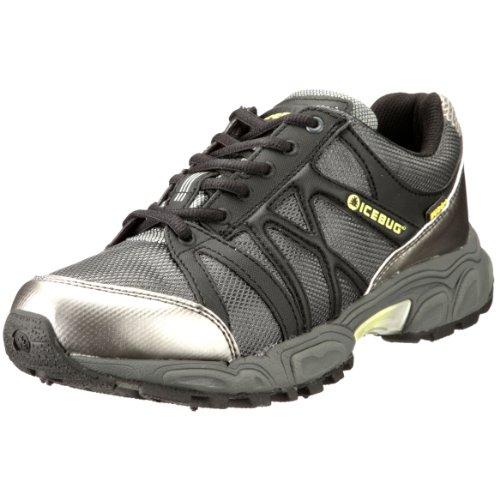Icebug ATTLA BUGweb Carbon/Black B1503-0A/11.5 - Zapatillas de Correr para Hombre, Color Negro, Talla 45.5