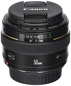 Canon - 2515A003 - Objectif - EF 50 mm f/1.4 USM