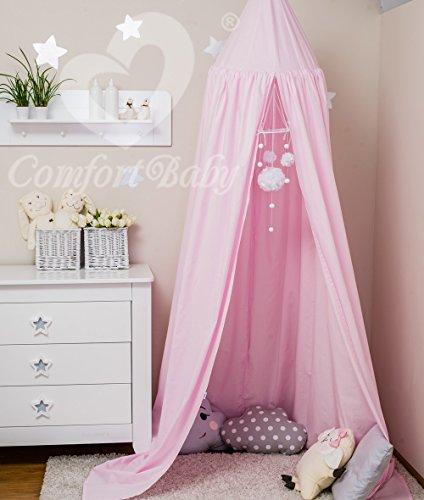 ComfortBaby 00010100-78 Baldachin, rosa