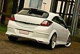 Opel Astra H GTC Heckschürze Hecklippe TOP OPC