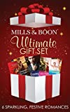 Mills and Boon Christmas Set: Housekeeper Under the Mistletoe / Larenzo's Christmas Baby / The Demure Miss Manning / A CEO in Her Stocking / Winter Wedding ... Protector (Mills & Boon e-Book Collections)