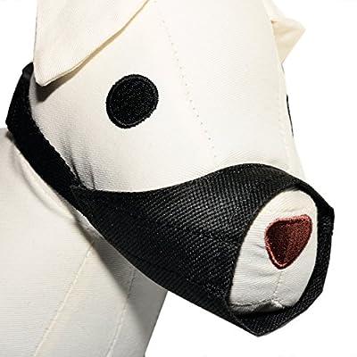 DOG MUZZLE Muzzel Safety Adjustable Black Small Medium Large Extra Large from MALWERA