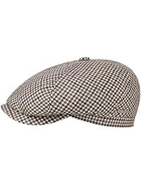Casquette 6-Panel Houndstooth Stetson casquette en lin casquette coton