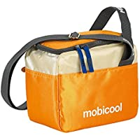 Mobicool Sail 6Cool Bag Cooler Picnic Bag with Shoulder Strap | Cooling System 5Litres–Food Safe Insulated