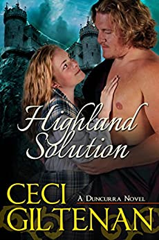 Highland Solution (Duncurra Book Book 1) by [Giltenan, Ceci]