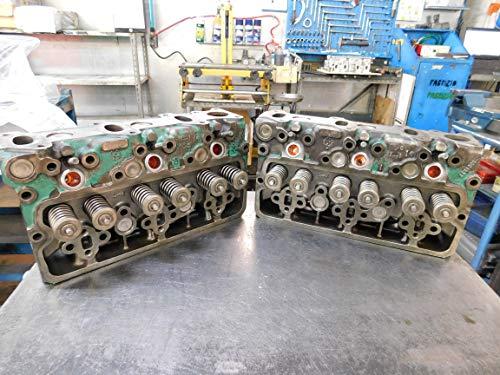Sud Motor 2 TESTATE REVISIONAL TD61F MIT KLEMMEN UND GARANTIE -