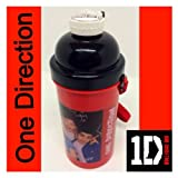 One Direction Cantimplora deluxe 500ml roja