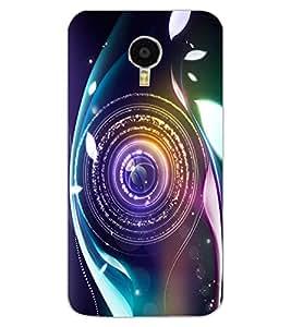 ColourCraft Printed Design Back Case Cover for MEIZU M3 NOTE