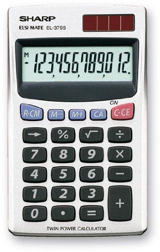 sharp-el-379-sb-calcolatrice-tascabile