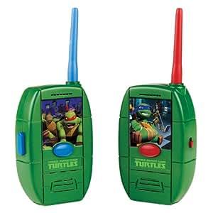 Tortues Ninja - 5466 - Coffret de 2 Talkie-walkies